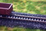 Modellbahnschotter